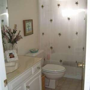 bland bathroom before